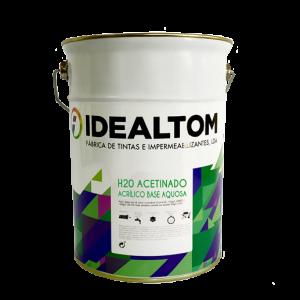 H2O-Acetinado